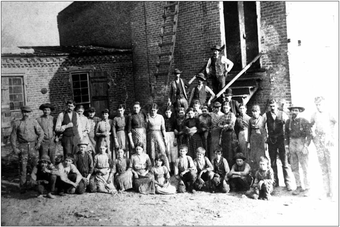 Textile workers from Alabama