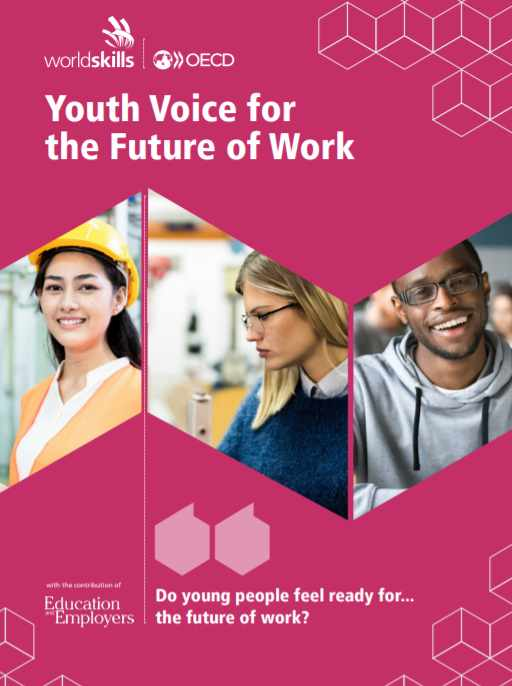 WorldSkills and the OECD: Youth Voice for the Future of Work