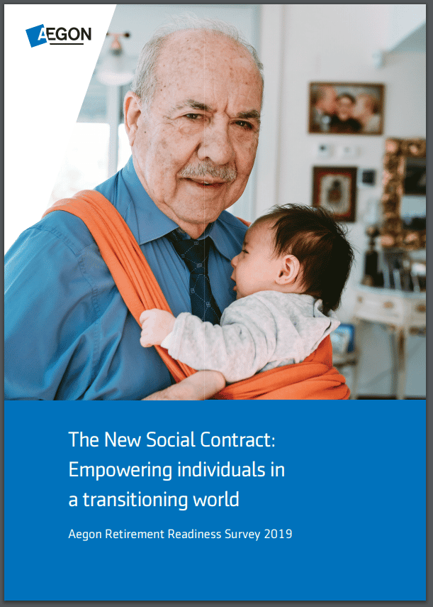 The New Social Contract: Empowering individuals in a transitioning world