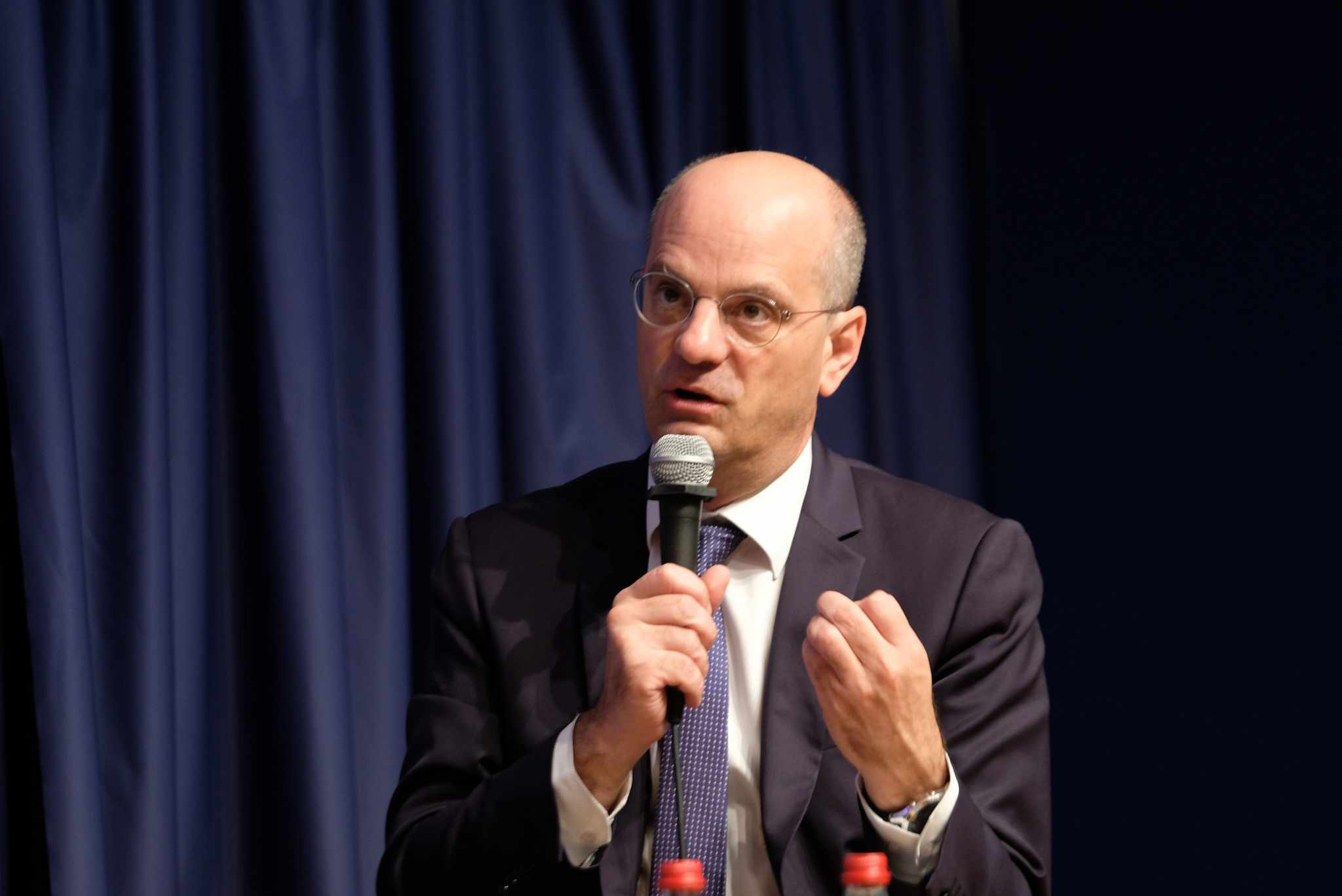 Jean-Michel Blanquer, French Minister for Education