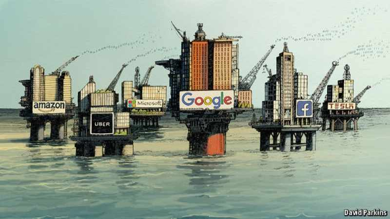 Is data the new oil?