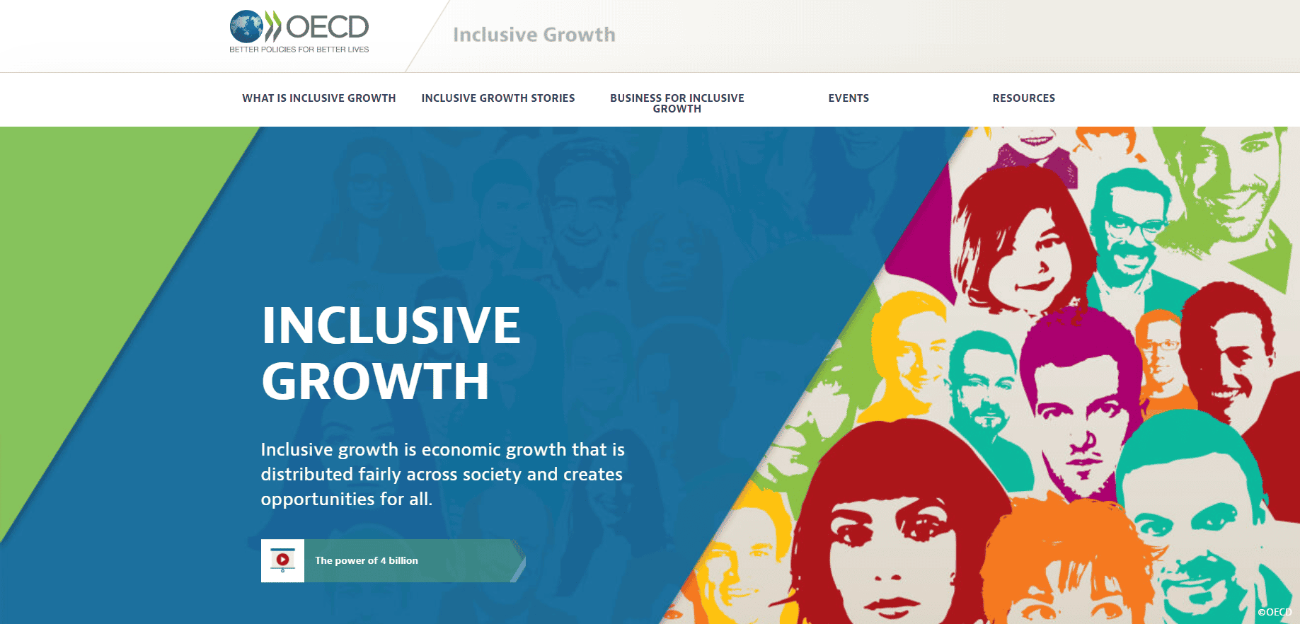 OECD Inclusive Growth Initiative