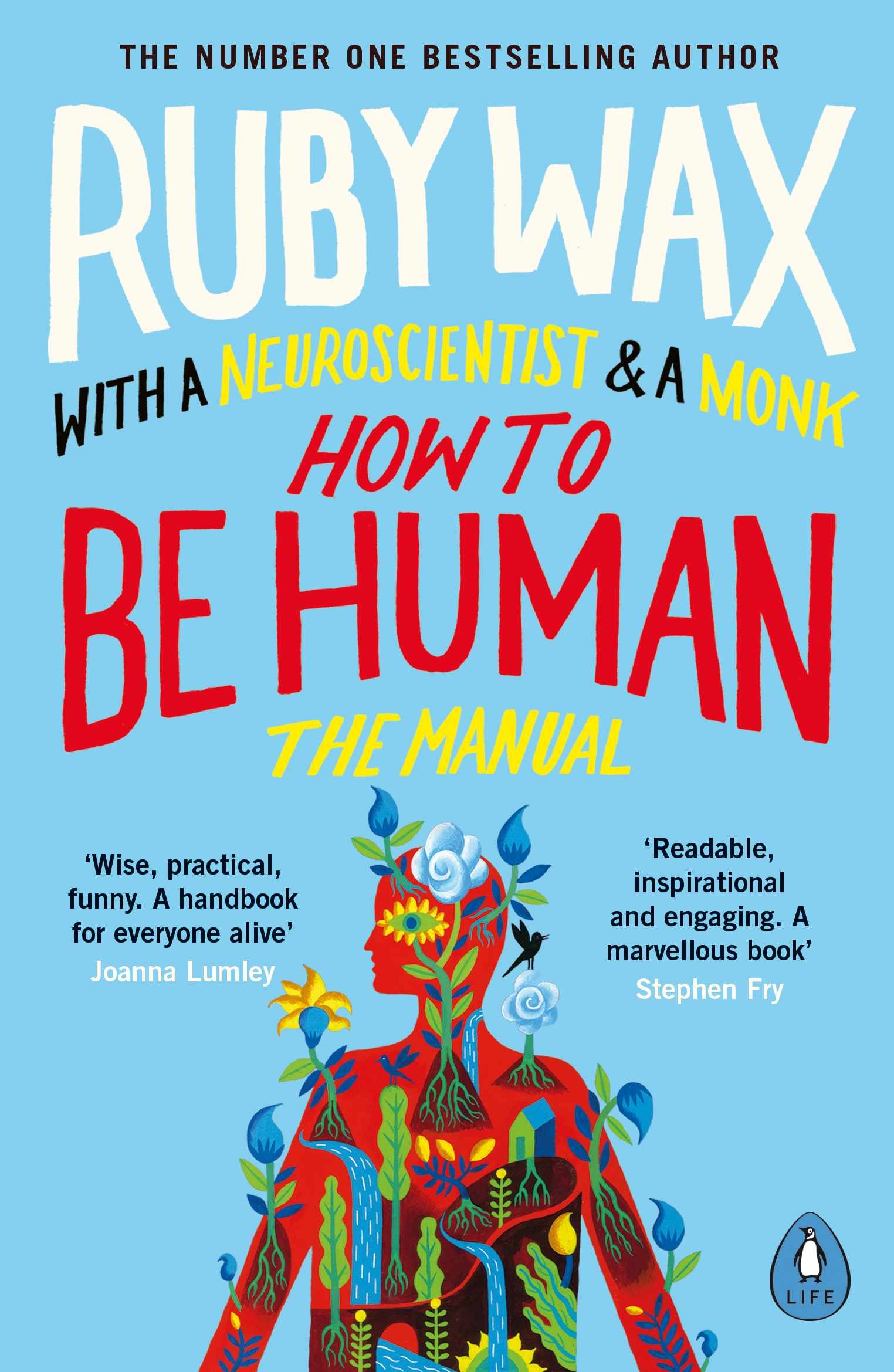How to be Human: The Manual by Ruby Wax