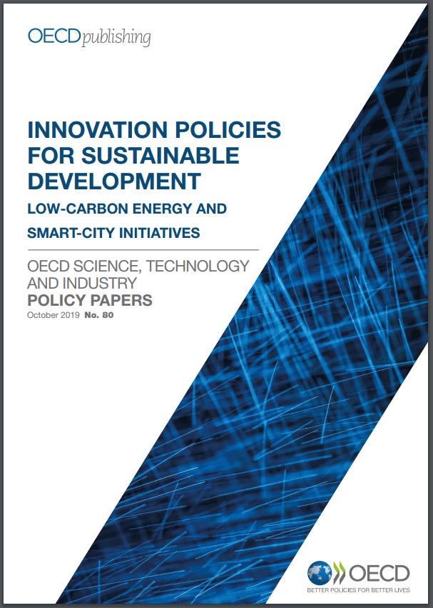 OECD SCIENCE, TECHNOLOGY AND INDUSTRY POLICY PAPERS October 2019 No. 80