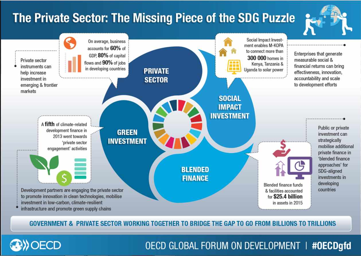 The missing piece of the SDG puzzle
