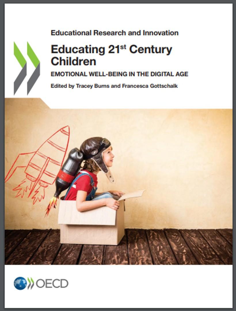 Read the full OECD report onEducating 21st Century Children: Emotional Well-being in the Digital Age