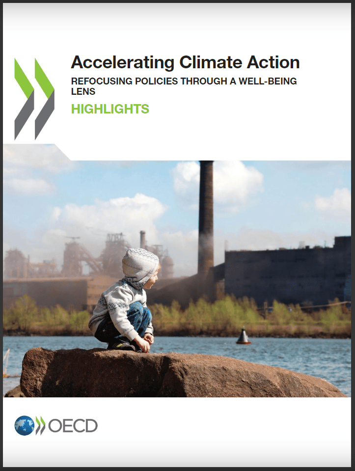 Accelerating Climate Action: Refocusing Policies through a Well-being Lens