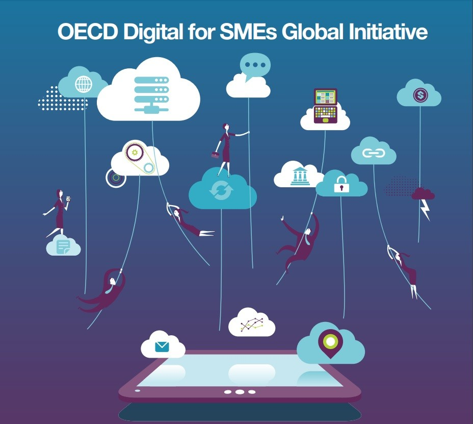 Find out more about the OECD Digital for SMEs Global Initiative