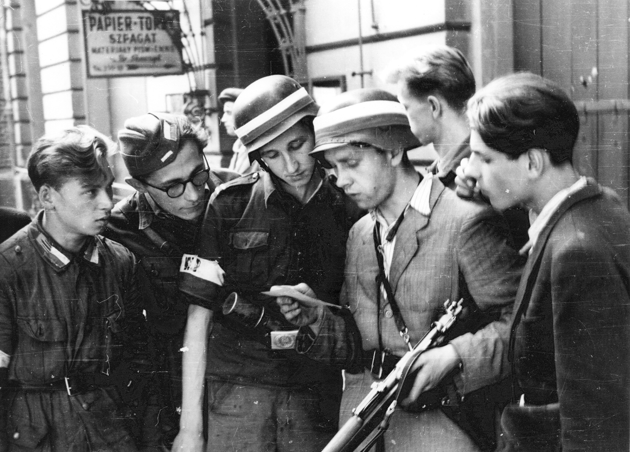 Members of the Polish Resistance