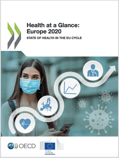 Read the report: Health at a Glance: Europe 2020. State of Health in the EU Cycle and see the latest OECD data, recommendations and policy advice on Mental Health