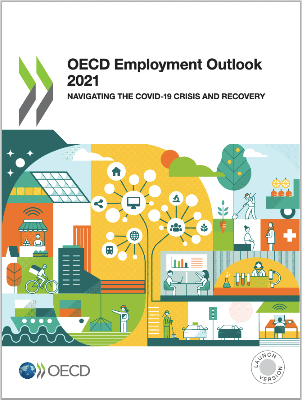 Read the latest OECD Employment Outlook 2021: Navigating the COVID-19 crisis and recovery and find out more about the challenges brought about by the crisis and the policies to address them