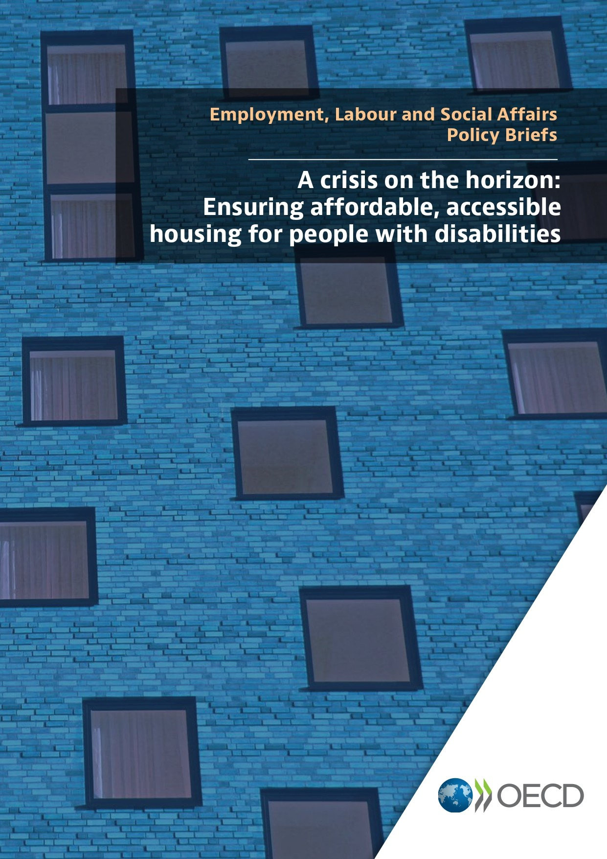 Read more: A crisis on the horizon: Ensuring affordable, accessible housing for people with disabilities – the fourth in a series of OECD Policy Briefs on affordable housing, social housing and homelessness – as well as the OECD Housing Policy Toolkit to help policy makers develop better housing policies.